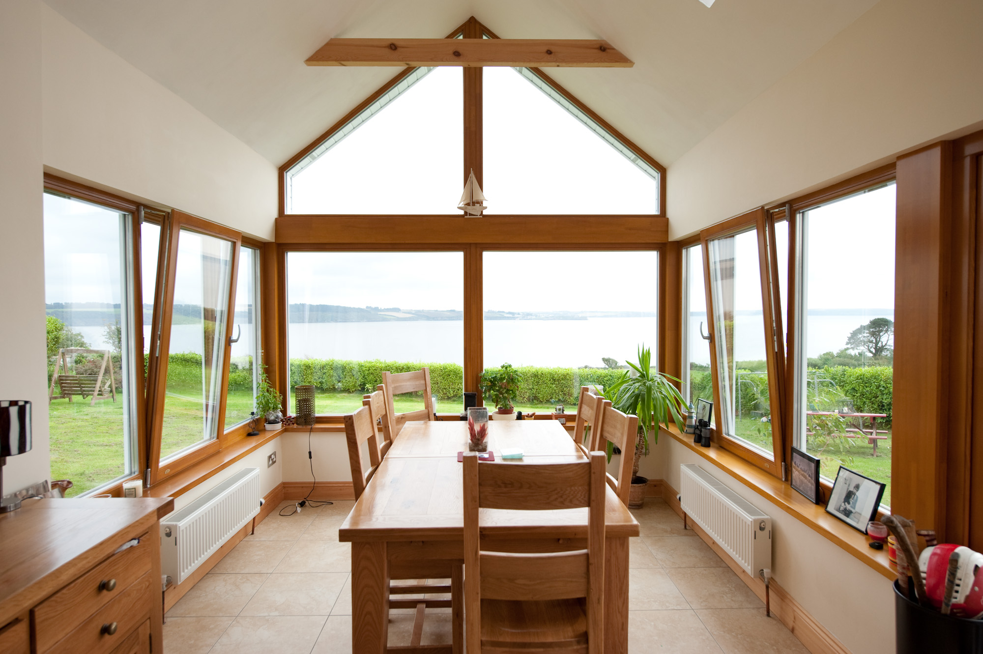 Euro timber tilt&turn windows