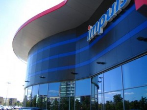"Impuls sports center, ""Reynaers"" aluminium systems CW 50 HL; CS 68; CS 59 Pa"